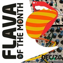 FLAVA108 FLAVA Of The Month DEC 20