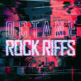 DEM212 Urbanised Rock Riffs