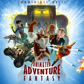 IMX157 Animated Fantasy Adventure