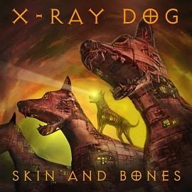XRCD096 - Skin And Bones