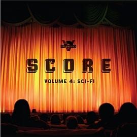 VT045 Score Vol. 4 - Sci-Fi