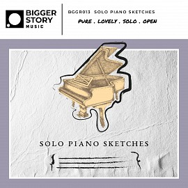 HUMN013 | Solo Piano Sketches