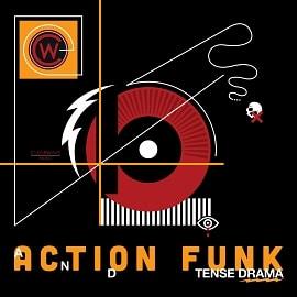 CWM0081 | Action Funk & Tense Drama