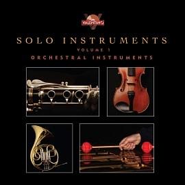 VT049 Solo Instruments Vol. 1 - Orchestral Instruments