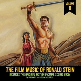 RS008 The Film Music Of Ronald Stein Vol. 8
