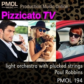 PMOL 194 Pizzicato TV
