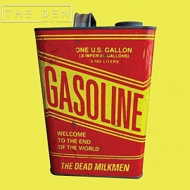 DEN039 - The Dead Milkmen - Welcome to the End of the World