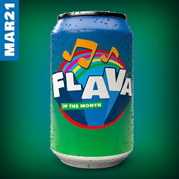 FLAVA111 FLAVA Of The Month MAR 21