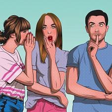 Dramedy And Gossip