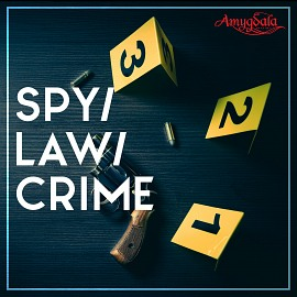 AMY016 Spy/Law/Crime