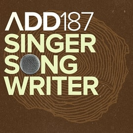 ADD187 - Singer Songwriter