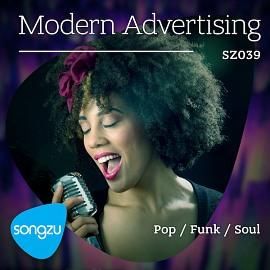 SZ039 - Music for Advertising: Modern Pop / Funk / Soul