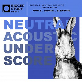 HUMN048 | Neutral Acoustic Underscore