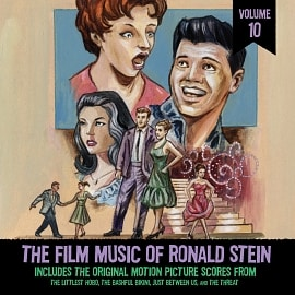 RS010 The Film Music of Ronald Stein Vol. 10
