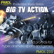 PMOL 233 Big TV Action