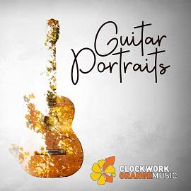 COM192 Guitar Portraits