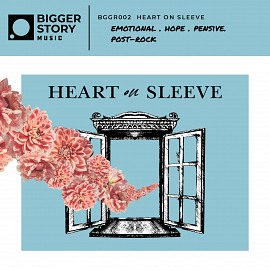 HUMN002 | Heart On Sleeve