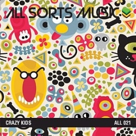 ALL021 Crazy Kids