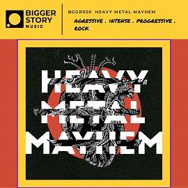 HUMN030 | Heavy Metal Mayhem