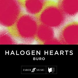 AXF012 Halogen Hearts