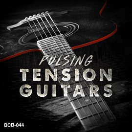 BCB044 | Pulsing Tension Guitars