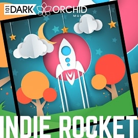 101DOM077 Indie Rocket