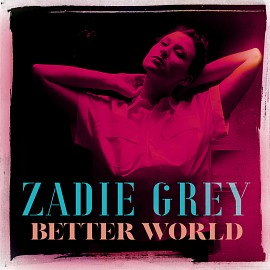 SC135 Zadie Grey - Better World