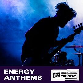 MKRS012 Energy Anthems