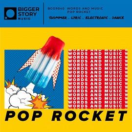 HUMN040 | Words & Music - Pop Rocket