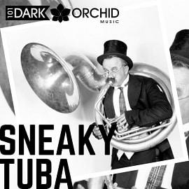 101DOM076 Sneaky Tuba