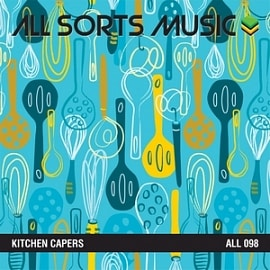 ALL098 Kitchen Capers