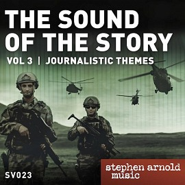 SV023 - The Sound of the Story Vol 3: Journalistic Themes