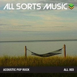ALL003 Acoustic Pop Rock