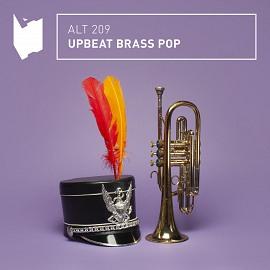 ALT209 Upbeat Brass Pop