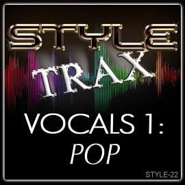STYLE024 | Vocals 1: Pop