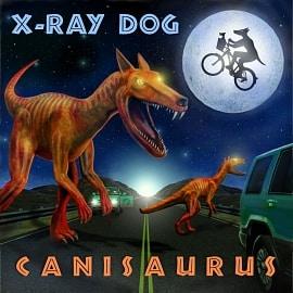 XRCD094 - Canisaurus