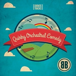 CT014 Quirky Orchestral Comedy