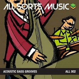 ALL002 Acoustic Bass Grooves