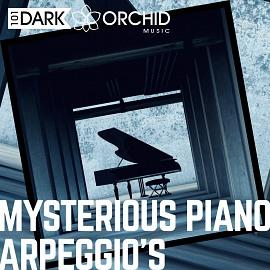 101DOM126 Mysterious Piano Arpeggio's