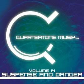 ST193 | Quartertone Musik Vol. 14 - Suspense And Danger
