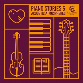 CWM116 Piano Stories & Acoustic Atmospheres