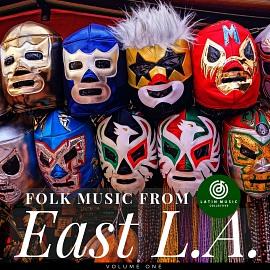 LMC8025 Folk Music From East L.A.