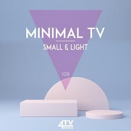 4TVM108 Minimal TV - Small & Light