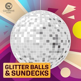 CWM0095 Glitter Balls & Sundecks