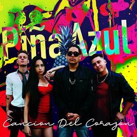SC118 Pina Azul - Cancion del Corazon