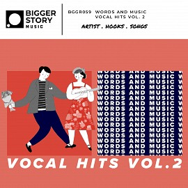HUMN059 Words & Music - Vocal Hits Vol. 2