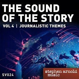 SV024 | The Sound of the Story Vol 4: Journalistic Themes