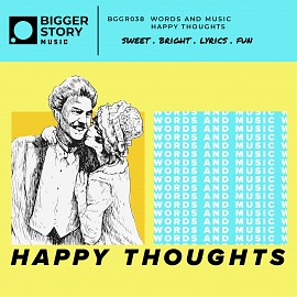 HUMN038 | Words & Music - Happy Thoughts