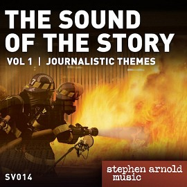 SV014 - The Sound of the Story Vol 1: Journalistic Themes