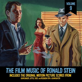 RS009 The Film Music Of Ronald Stein Vol. 9